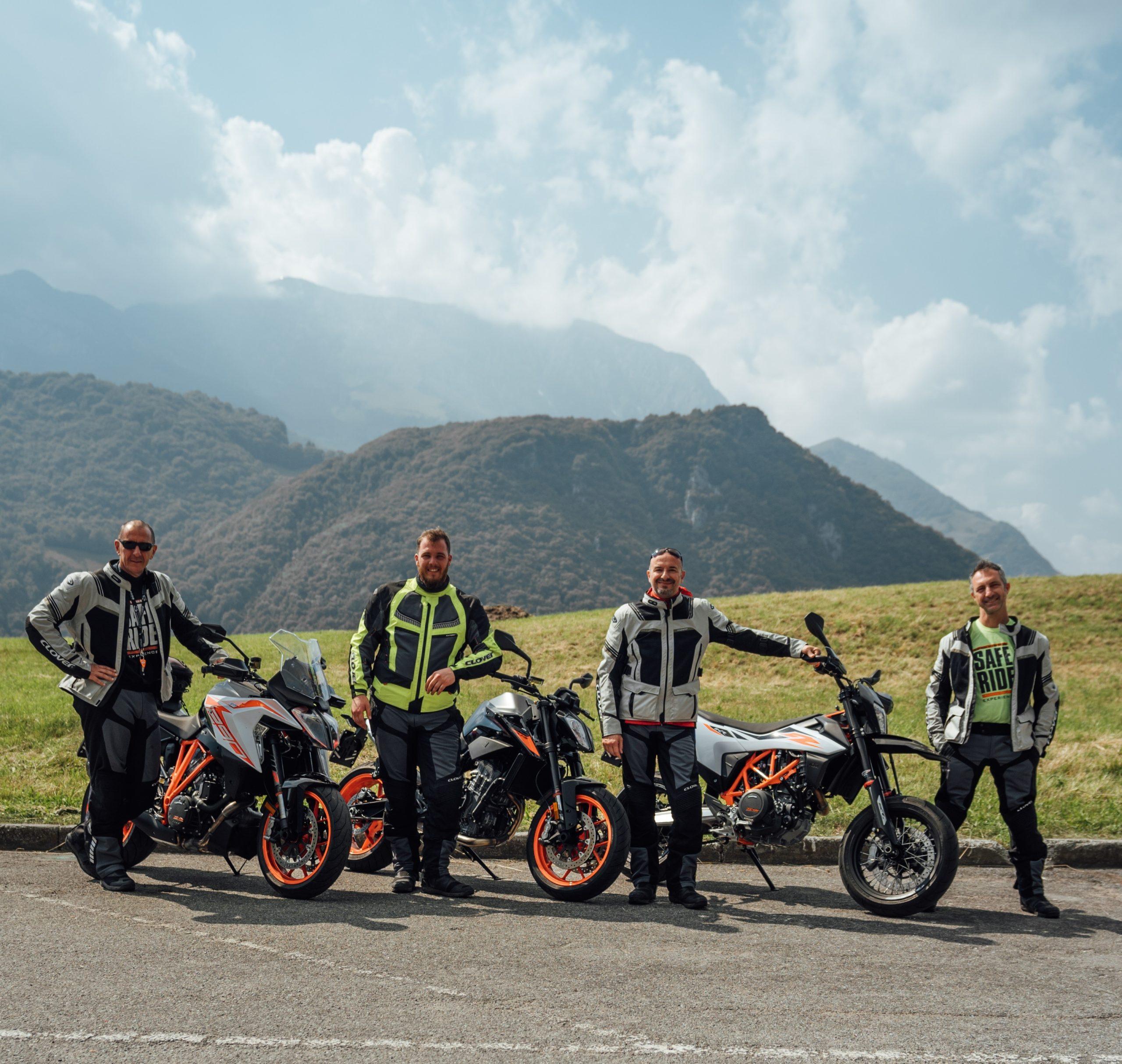 Safe Ride Istruttori